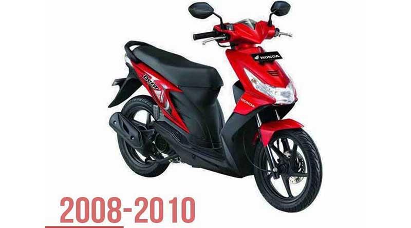 Honda Beat Generasi Pertama