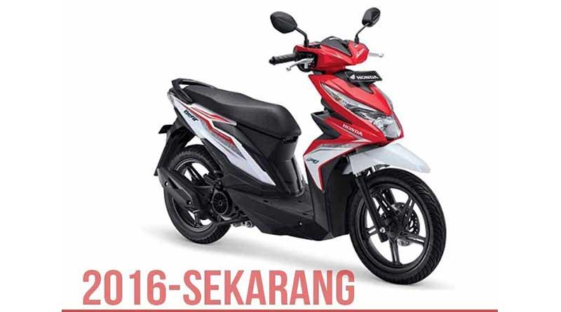 Honda Beat All New eSP