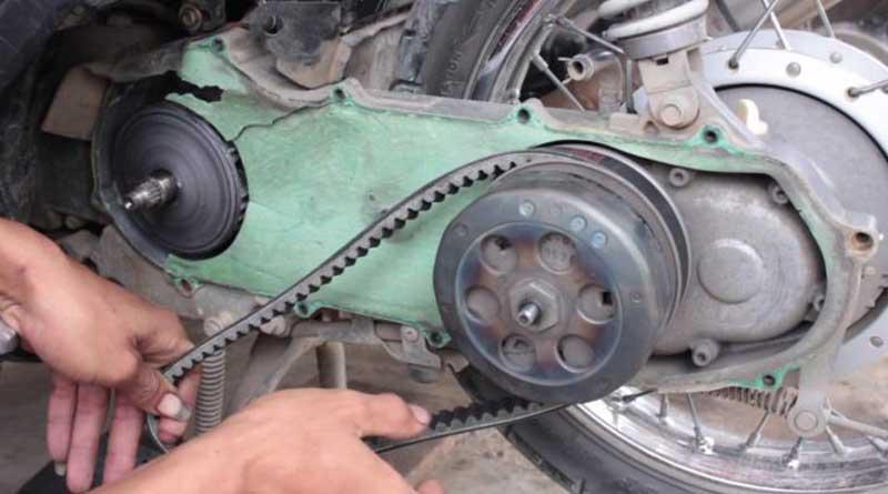 Drive Belt Motor