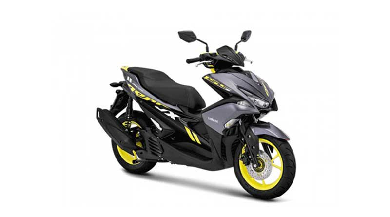 Yamaha Aerox Stadard