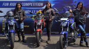 Fun Ride Competition