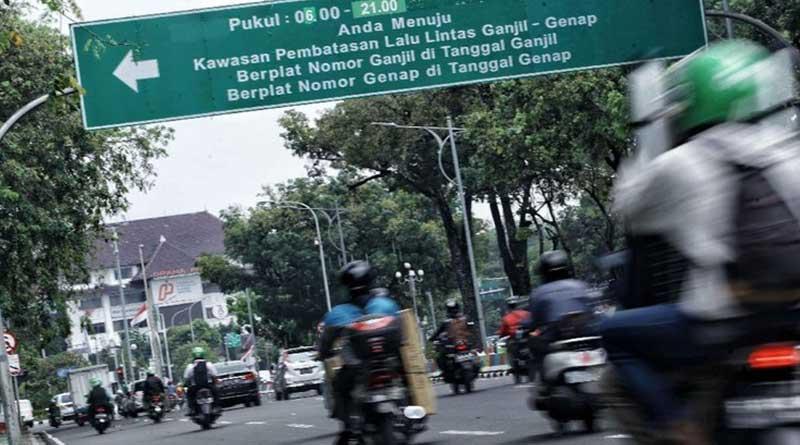 Peraturan Ganjil Genap Jakarta