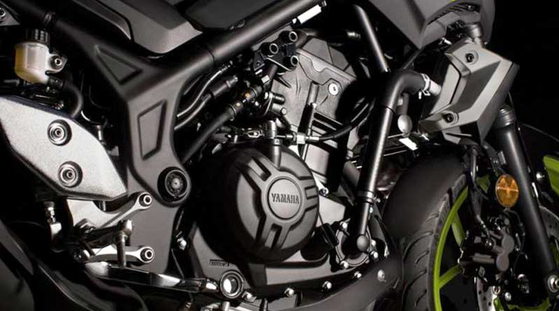 Mesin Motor Yamaha