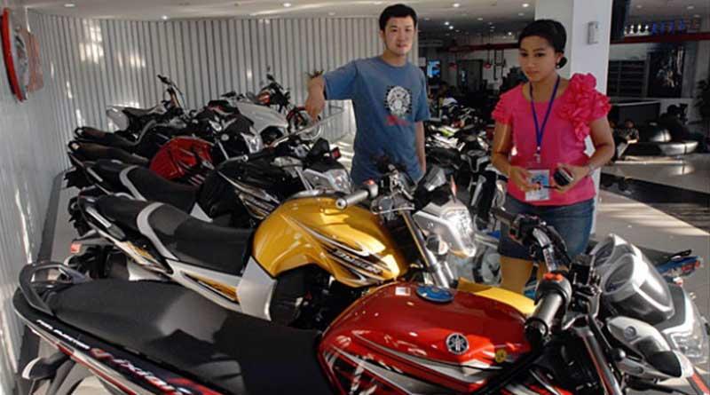 Deretan Motor Yamaha