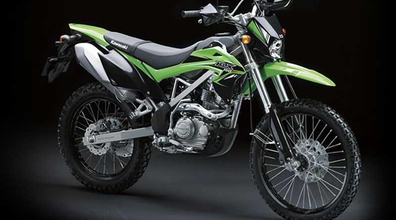 motor terbaru tahun 2021 klx 150