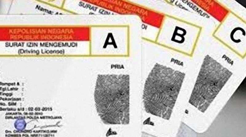 Tempat Perpanjang SIM A, B & C