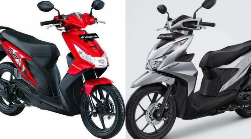 evolusi honda beat