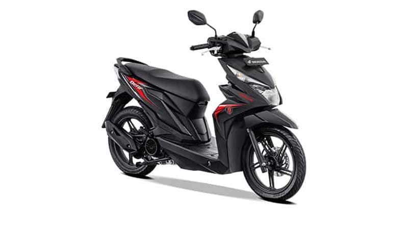 Harga Motor Beat Seken Honda Beat All New eSP