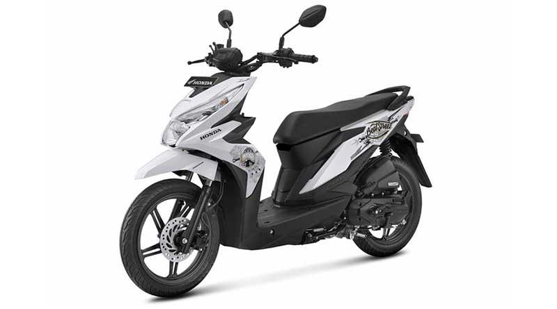 Harga Motor Beat Seken Honda Beat Street