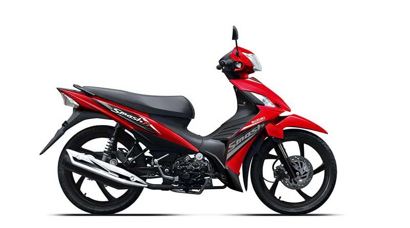 Suzuki Smash Merah