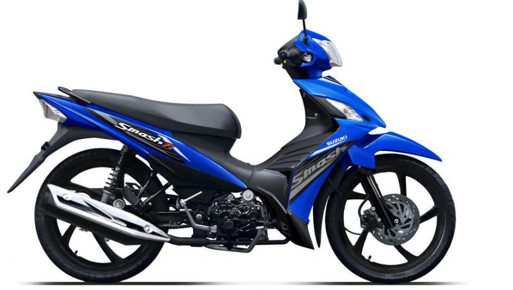 Rangka Suzuki Smash FI