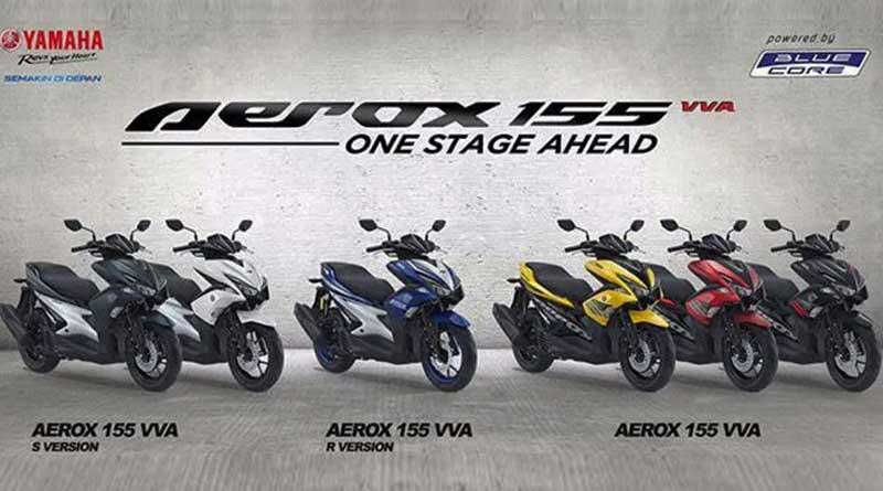 Yamaha Aaerox