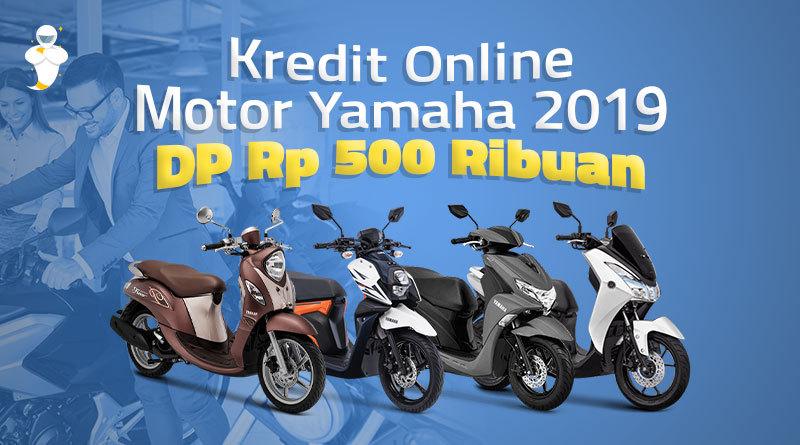 Harga Kredit Motor Yamaha
