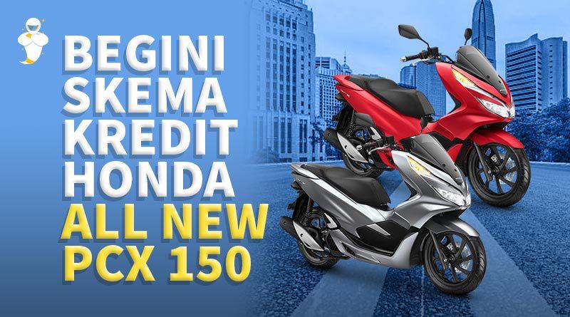 All New PCX 150
