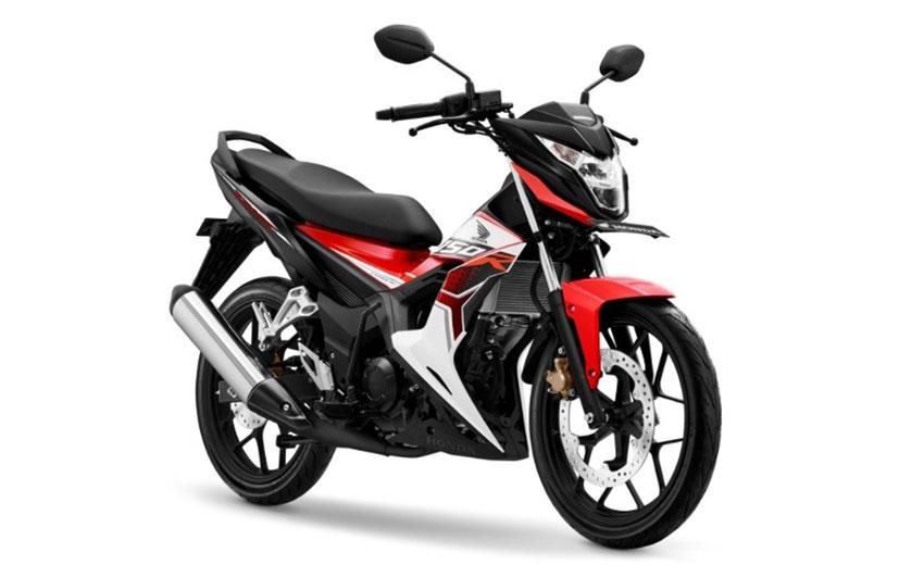 Sonic 150R harga bersaing dengan Suzuki Satria F150