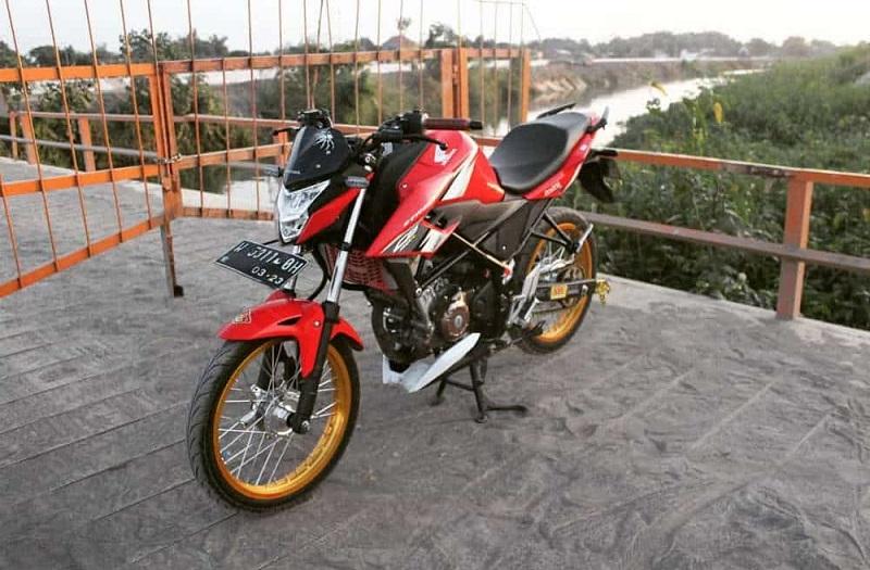 Honda CB150R Jari-Jari