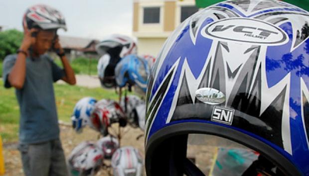 Helm Full Face Murah, Standar Keamanan