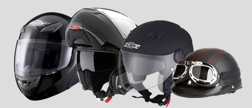 Helm Full Face Murah, Jenis Helm