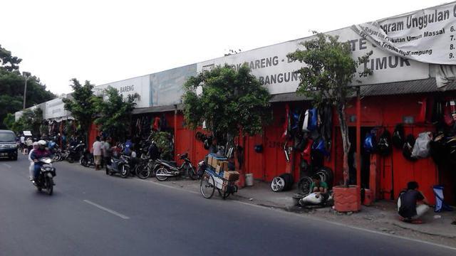 Jalan Raya Bogor Km 27