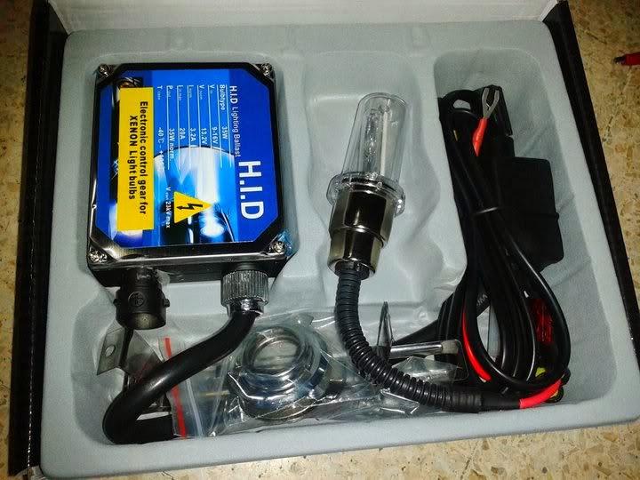 HID Motor