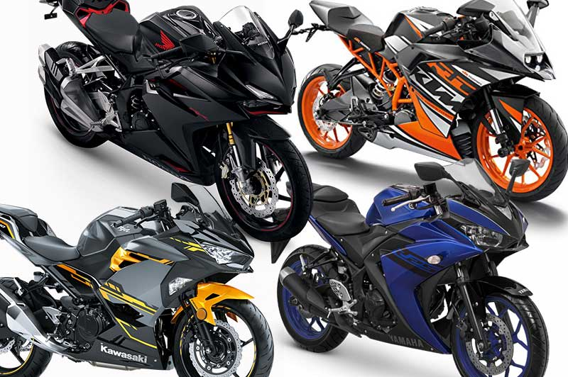 Motor 250cc Terbaik