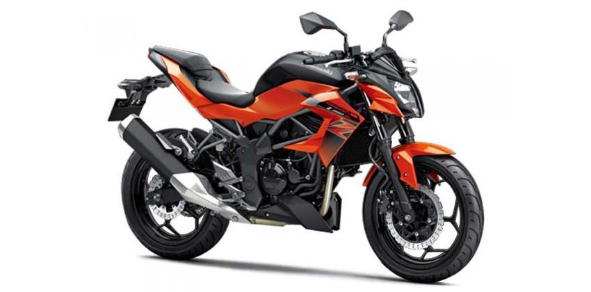 Motor 250cc Terbaik Kawasaki Z 250 SL