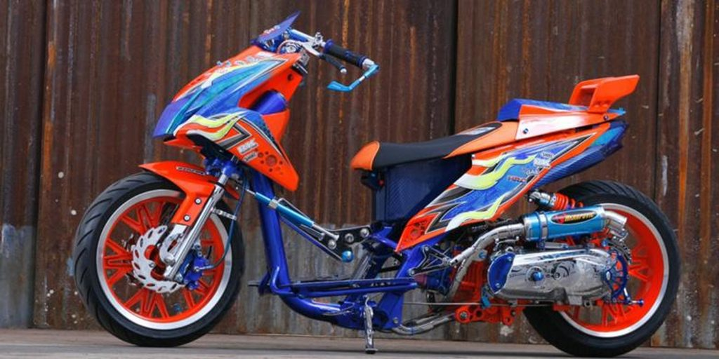 Honda BeAT Drag Bike