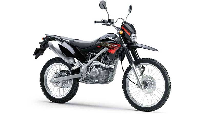 KLX 150L Warna Baru