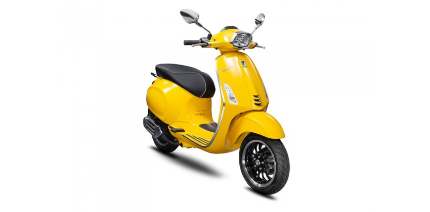 Vespa matic Sprint 150