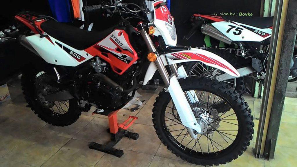 Happy MX200R