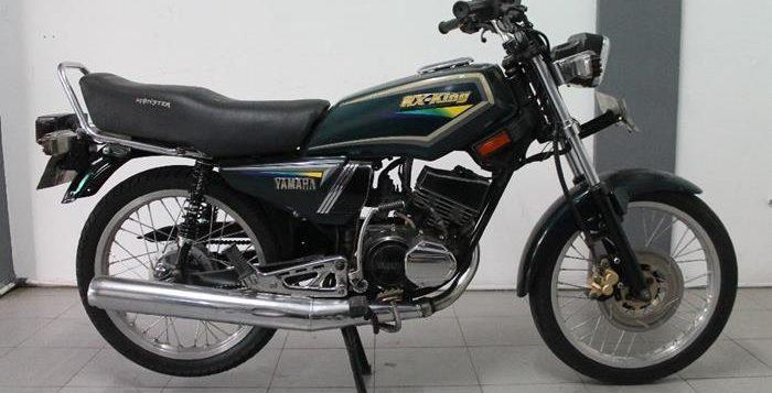 Motor 2 Tak Terbaik Yamaha RX King