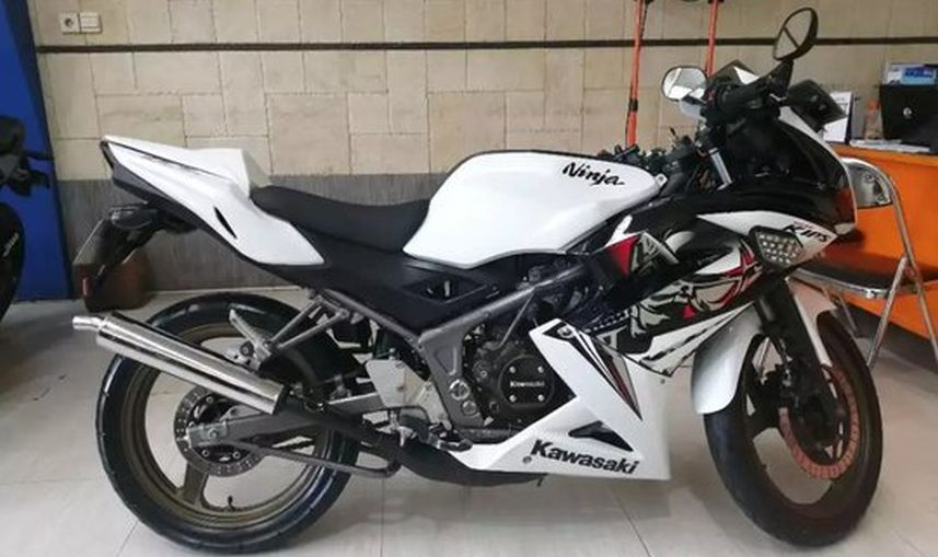 Motor 2 Tak Terbaik Kawasaki Ninja 150RR