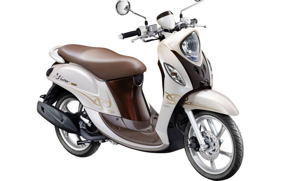 Yamaha Fino 125 Bluecore