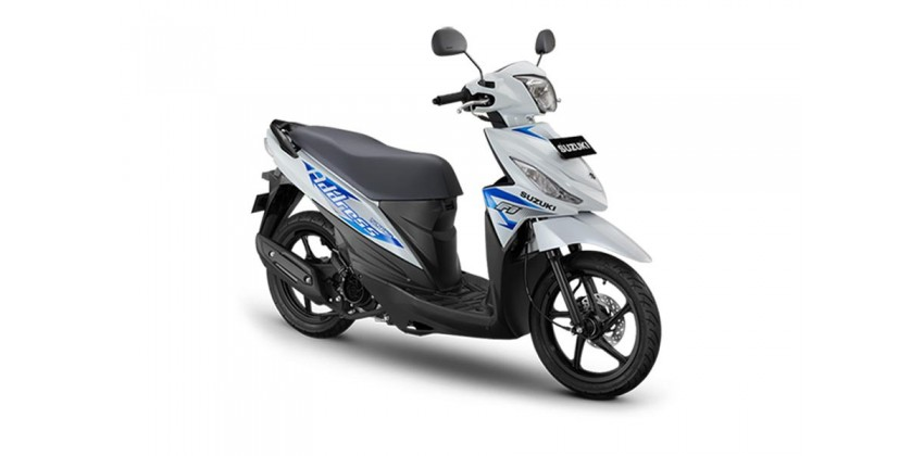 Motor Matic Terbaru Suzuki Address FI