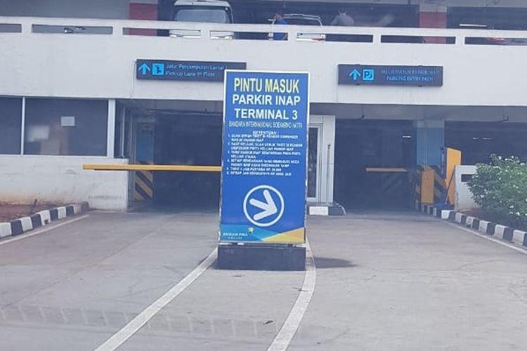 tarif parkir inap bandara soekarno hatta