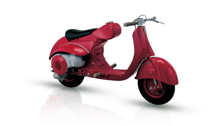 Vespa 98 Corsa