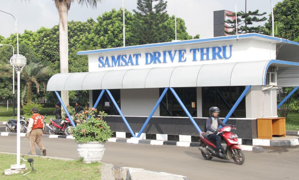 Samsat Drive Thru