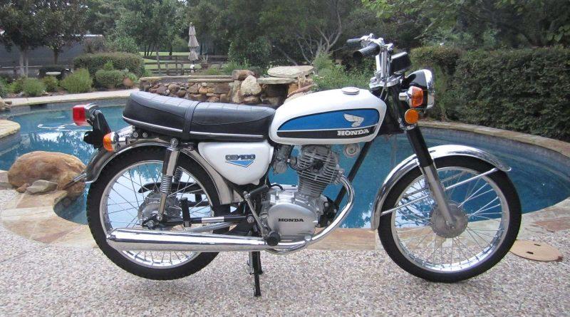 Review Motor CB100 Klasik
