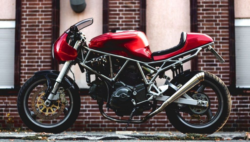Ducati 750 SuperSport dari Kaspeed Custom Motorcycles