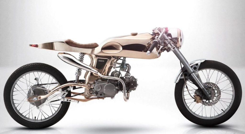 Honda Supersport 125cc dari Bandit