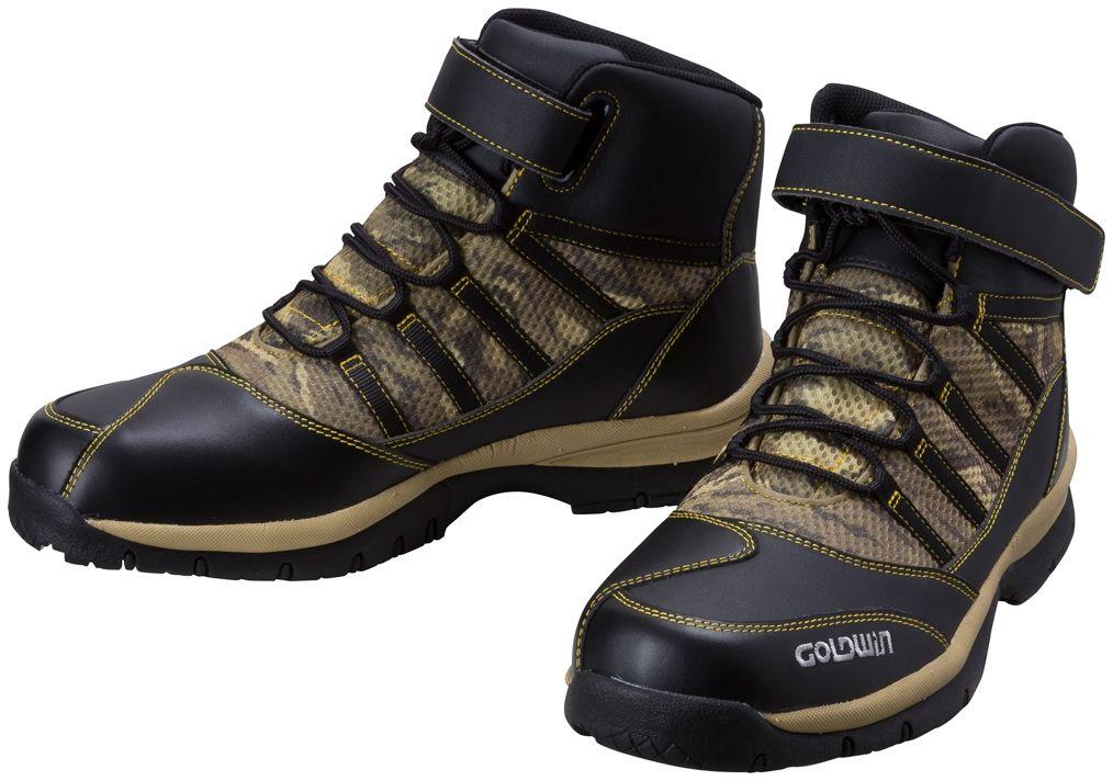 Rekomendasi Sepatu Motor Touring G Vector Riding Shoes GSM 1052