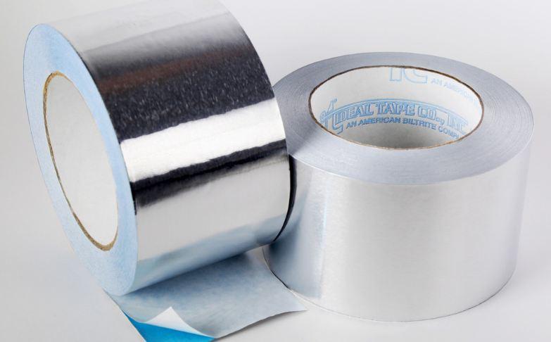 Cara Menambal Knalpot Bocor Seal Tape Alumanium