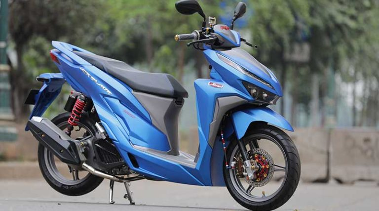 Modifikasi Vario150 Air Blade