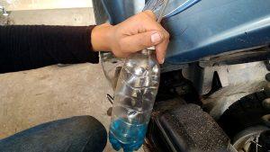 kuras bensin