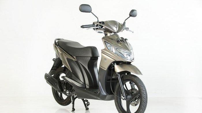 Matic Terbaik Untuk Wanita Suzuki Nex Reborn