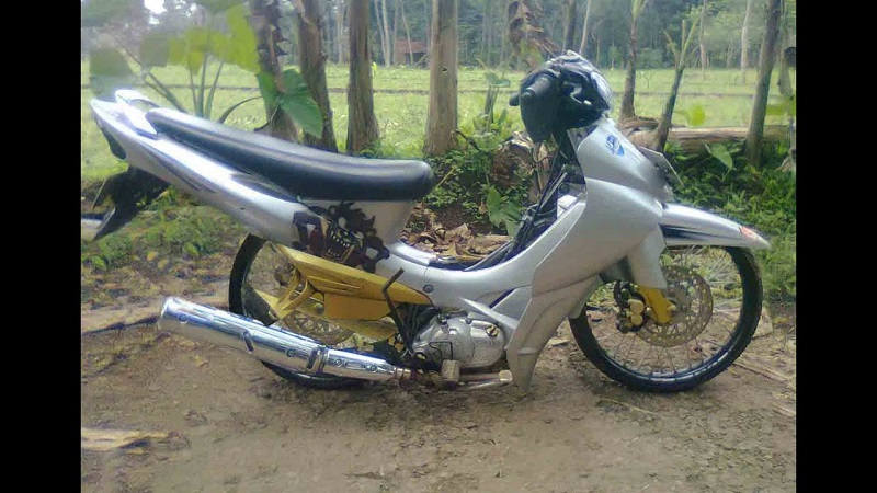 regulasi modifikasi Jupiter Z