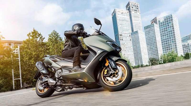 Yamaha TMAX 560 2020 Hadir di EICMA 2019, Bongsor dan Bertenaga