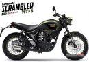 Bocoran Sosok Kawasaki W175 Scrambler, Pesaing Yamaha XSR 155