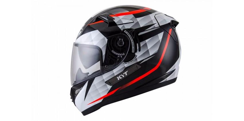 Rekomendasi Helm Full Face KYT K2 Rider Diamond
