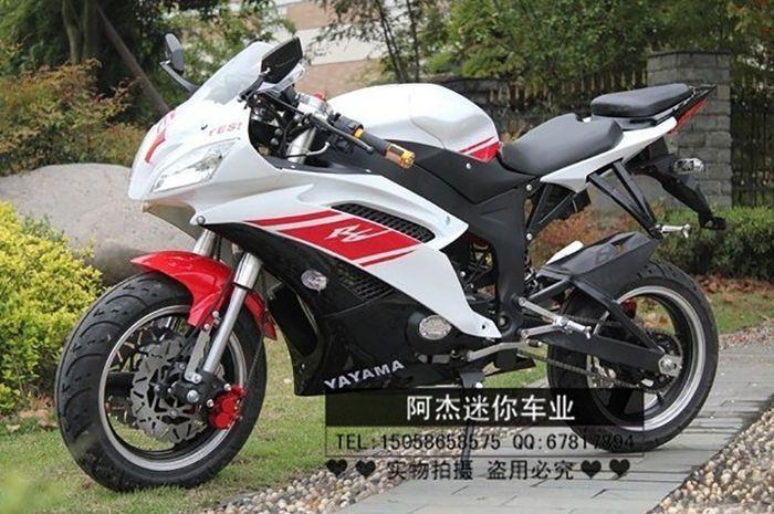 Motor China Tiru Produk Lain Yayama R6